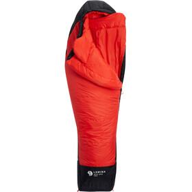 Mountain Hardwear Lamina Sacos de dormir -9°C Regular Mujer, poppy red